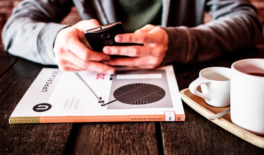 consumo de información digital